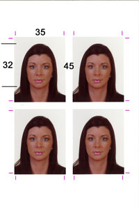Indian Passport Photo